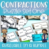 Contractions Puzzle Set One
