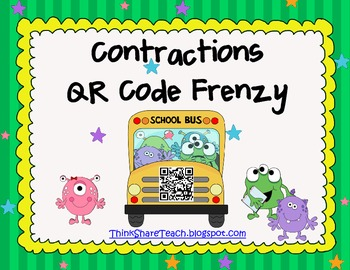 Contractions QR Code Frenzy