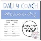 Contractions Rally Coach