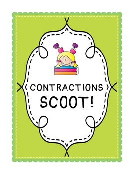 Contractions SCOOT!