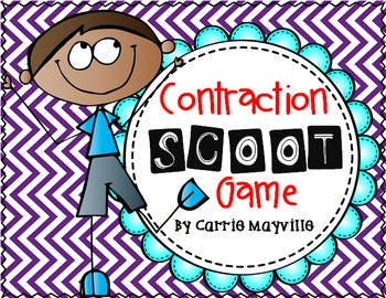 Contractions: SCOOT Game