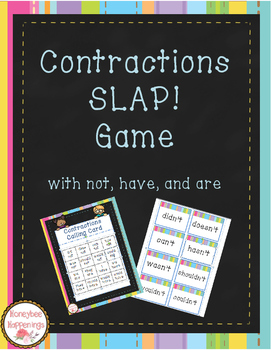 Contractions SLAP! Game