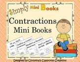 Contractions: Simply Mini Books