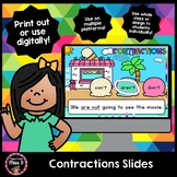 Contractions Slides