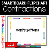 Contractions Smartboard Activity