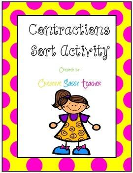 Contractions Sort