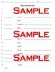 Contractions Spelling Activities