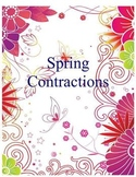 Contractions: Spring Into Contractions