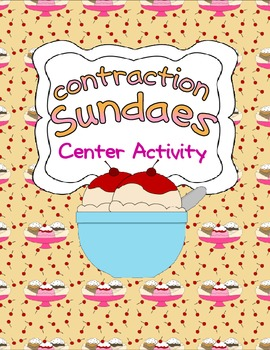 Contractions Sundaes