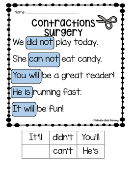 Contractions Surgery