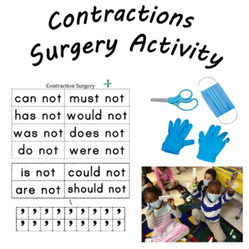 """Contractions """"Surgery"""" Activity"""