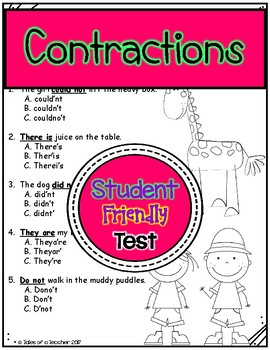 Contractions Test