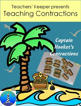 Contractions Unit: Pirate Themed