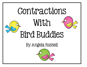 Contractions With Bird Buddies