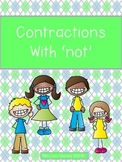 Contractions With 'not'
