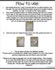 Contractions Word Work - Phonics Interactive Notebook