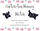 Contractions are Out of this World! Contraction fun and games