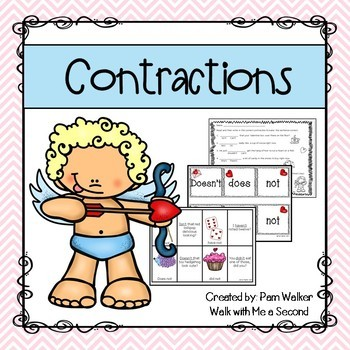 Contractions for February