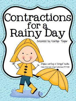 Contractions for a Rainy Day