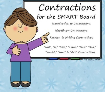 Contractions for the SMART Board