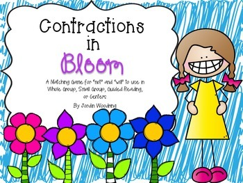 Contractions in Bloom