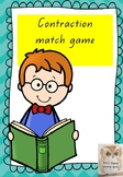 Contractions match game