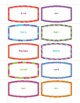 Contractions memory/matching game