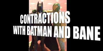 Contractions with Batman and Bane