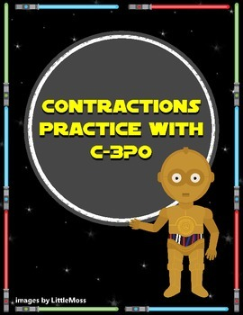 Contractions with C-3PO