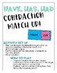 Contractions with Have, Has, & Had
