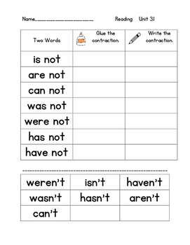 Contractions With Not Worksheets | Teachers Pay Teachers on contractions worksheets middle school, am contractions worksheets, contractions with s worksheet, 2nd grade contractions worksheets, contractions worksheets third grade, english contractions worksheets, contractions activities worksheets, will contractions worksheets, verb contractions worksheets, contractions grammar worksheets, printable contractions worksheets,