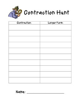 Contration Hunt