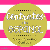 Contratos de Espanol - Spanish Speaking Contracts!