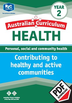 Contributing to healthy and active communities – Year 2