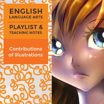 Contributions of Illustrations - Playlist and Teaching Notes