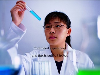 Controlled Experiment and Scientific Method