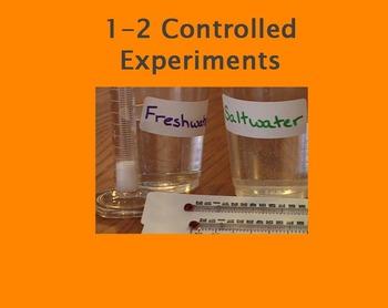 Controlled Experiments Flipchart