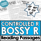 Controlled R / Bossy R Passages and Follow-up activities -