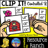 Controlled R Clip Cards