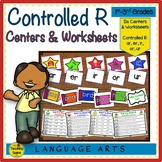 Controlled R Phonics Centers