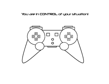 Controller Template for Anger Management, Conflict Resolution, Study Skills!