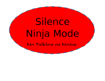 Controlling Noise Signs