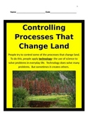 Controlling Processes That Change Land STUDY GUIDE -5th Science