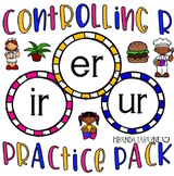 Controlling R Practice Pack