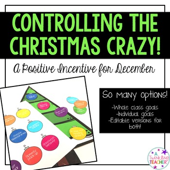 Controlling the Christmas Crazy!