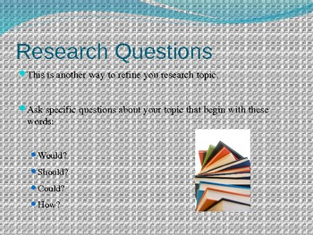 Controversial Research Topic Proposal