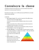 Convaincre la class