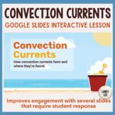 Convection Currents - Google Slides Interactive Lesson