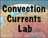 Convection Currents within the Earth Lab w/ Answer Document