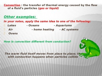 Convection Powerpoint